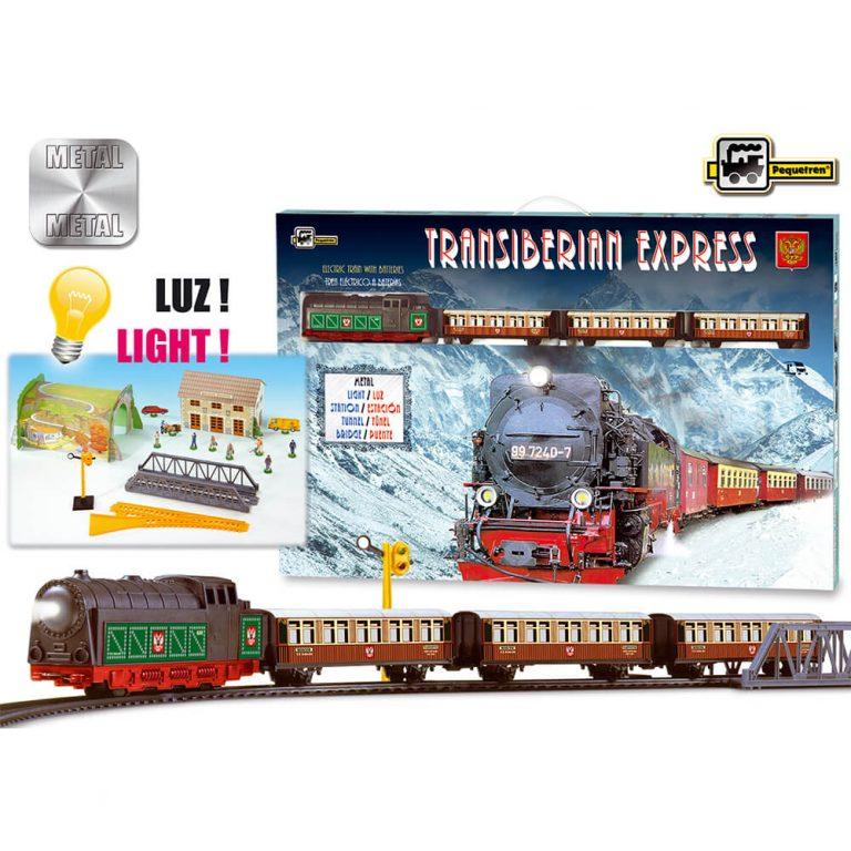 Tren Transiberian Express