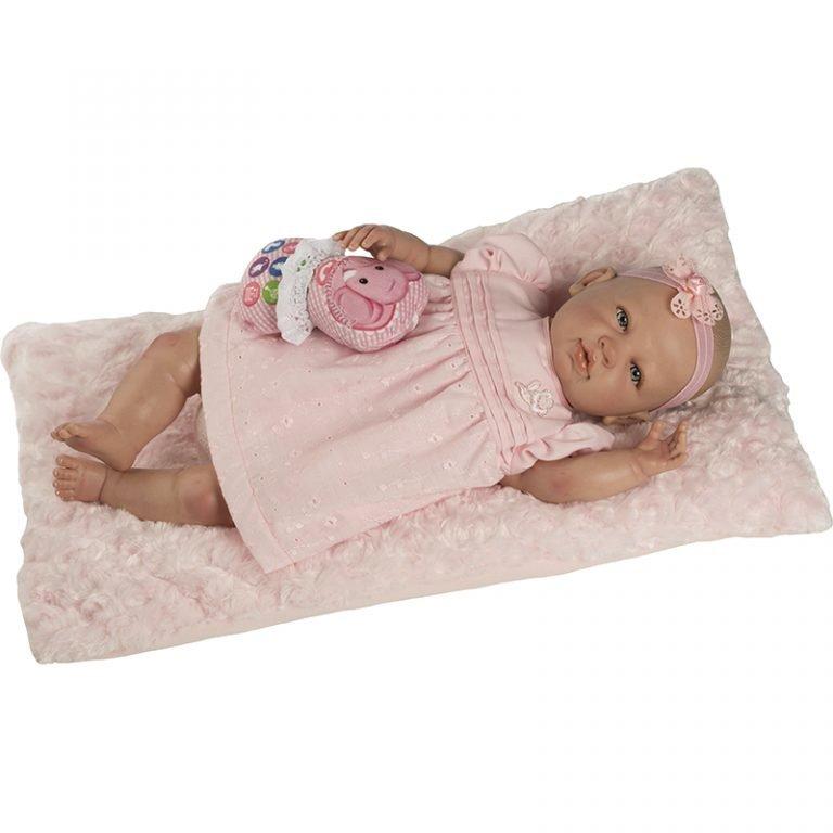muñeca bebe reborn realista
