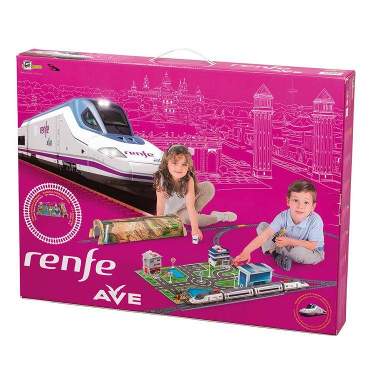 Tren Renfe Ave