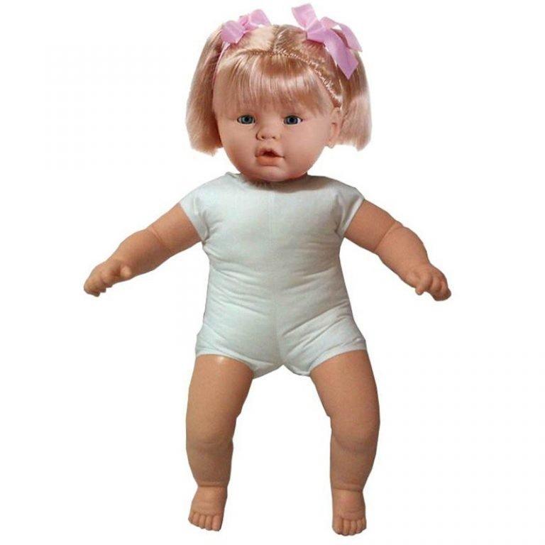 muñeca desnuda bebe reborn