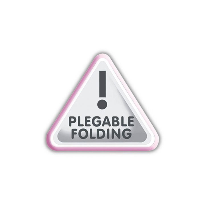 FOLDING DOLL CHAIR XL