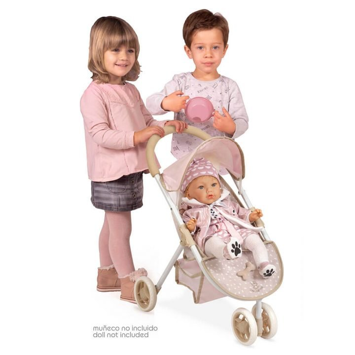 Doll chair 3 wheels small