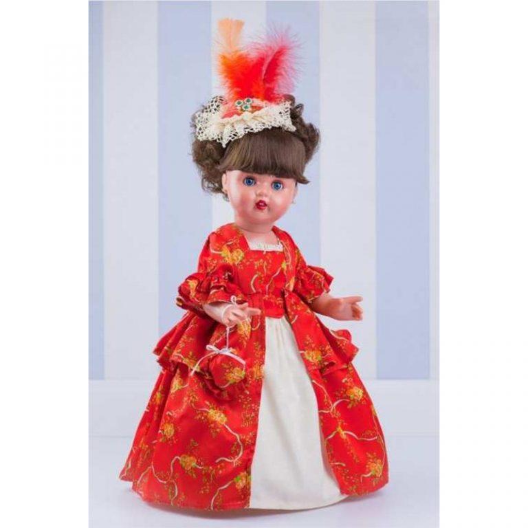 Mariquita Pérez vinyl collector's doll 50cm